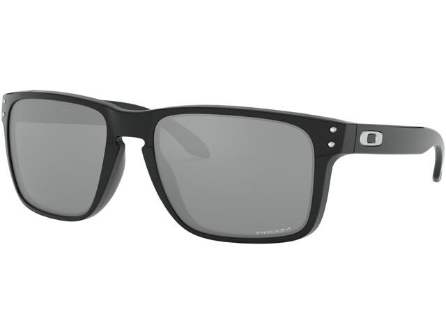 Oakley Holbrook XL Sunglasses polished black/prizm black